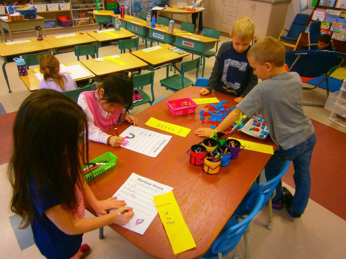 Grade 1 - Daily 5
